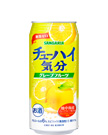チューハイ気分 グレープフルーツ (お酒) 500ml缶