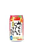 みっくちゅじゅーちゅはちみつりんごさわー (お酒) 350ml缶