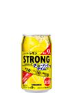 ストロングチューハイタイムゼロ レモン(お酒) 340ml缶