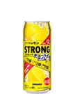 ストロングチューハイタイムゼロ レモン(お酒) 490ml缶