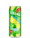 ストロングチューハイタイムゼロ シークヮーサー(お酒) 500ml缶