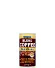 ブレンドコーヒー 185g缶