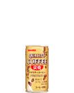 クオリティコーヒー炭焼 185g缶