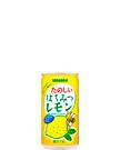 たのしいはちみつレモン 190g缶