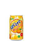 はじけてオレンジソーダ 350g缶
