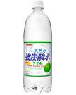 伊賀の天然水強炭酸水ライム 1000mlペット