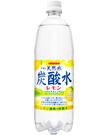 伊賀の天然水炭酸水レモン 1000mlペット