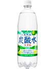 伊賀の天然水炭酸水ライム 1000mlペット