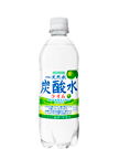 伊賀の天然水炭酸水ライム 500mlペット