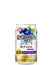 果実搾りぶどう(お酒) 350ml缶