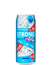 ストロングチューハイタイムゼロ ドライラムネ(お酒) 490ml缶