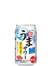 うまサワードライ(お酒) 350ml缶