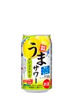 うまサワーグレープフルーツ(お酒) 350ml缶