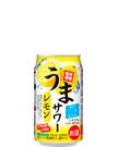 うまサワーレモン(お酒) 350ml缶