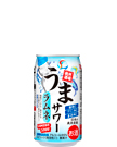 うまサワーラムネ(お酒) 350ml缶