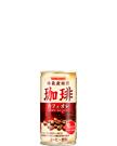 備長炭焙煎珈琲 カフェオレ 185g缶