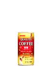 クオリティコーヒー微糖 185g缶