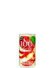 果実味わう100%アップルジュース 190ml缶