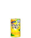 すっきりとはちみつレモン 185g缶