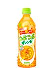 つぶつぶオレンジ 500mlペット